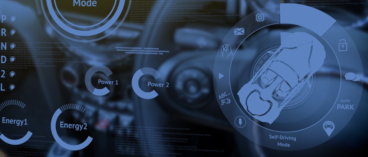 Top banner device virtualization for connected vehicles