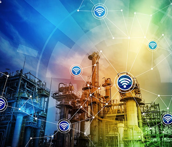 Connected services industrial iot